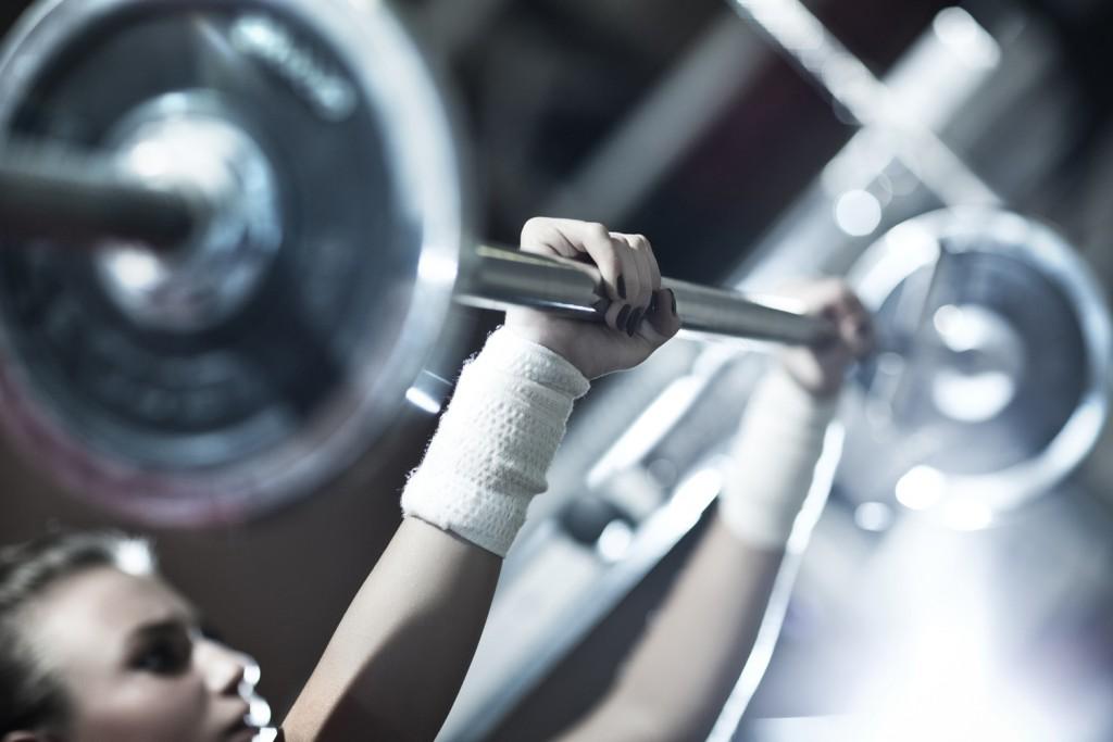 L'entraînement de musculation